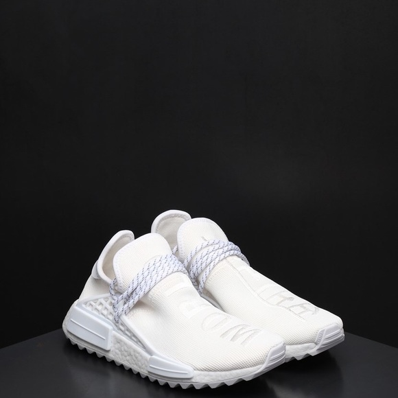 new products 7685c ac4c3 Adidas Cream White Nmd Human Race NWT